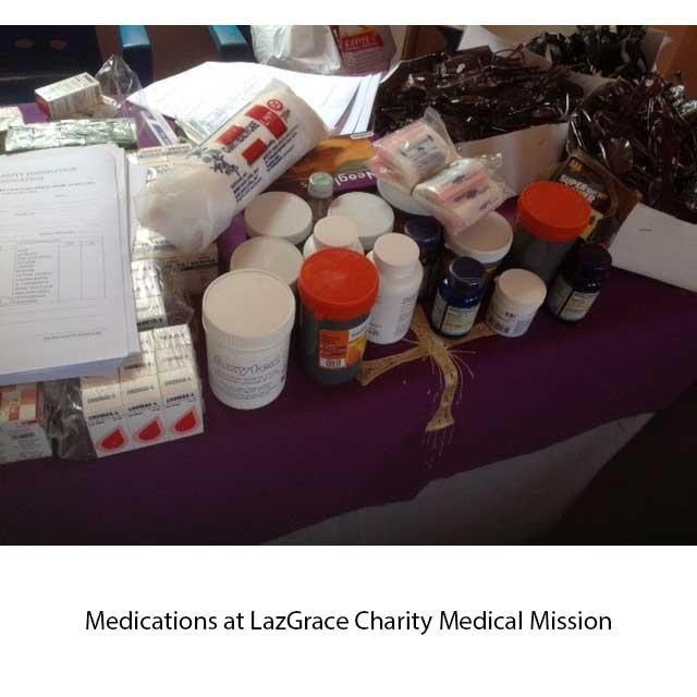LazGrace Medical Mission 2016